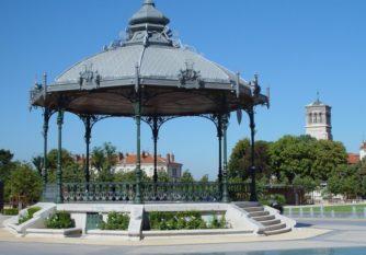 Kiosque Valence