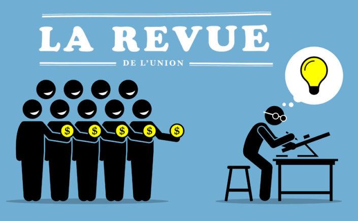 La Revue de l'Union crowdfunding