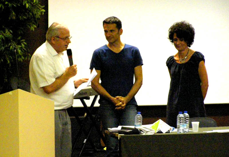 Pierre et Christine Lacoste