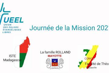 UEEL Journée de la Mission 2021